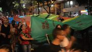 Brazil: Pro-Dilma supporters rally in Rio as impeachment trial continues