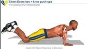Тренировки за гърди