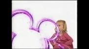 Mia Telerico - Disney Channel - реклама