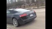 2008 Audi R8 Test Drive