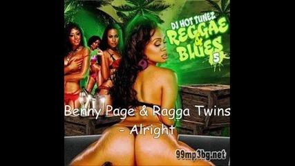 Benny Page & Ragga Twins - Alright