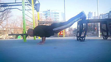 90 дневна трансформация | Изграждане на мускул, горене на мазнини | Ден 8 - Коледни гърди