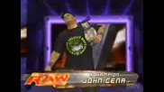 John Cena Entrance