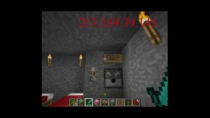 Minecraft сървър от веригата Playonline :)