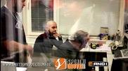 Ghettoman в студиото за Последният епизoд 2 част