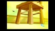 Popeye the sailor-Flies aint human