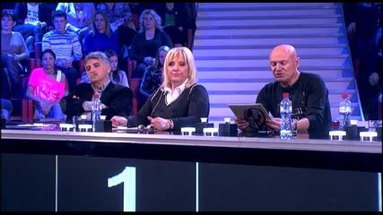 Haris Kulovic i Petar Nisic - Splet pesama - (Live) - ZG 3 Krug 2013 14 - 19.04.2014. EM 28.