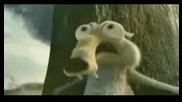 Ice Age 3 - Лудата Катерица - Влюбена