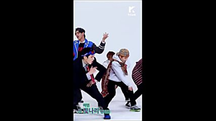 E'dawn ( Pentagon ( 펜타곤 ) - Let's Dance ( 렛츠댄스 ) ( A direct camera . 이던 직캠 ver.)(