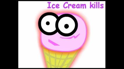 Левият Храст - Сладоледа Убива