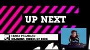 Cartoon Network X D - Шапки за следващо предаване (1 част, 2012)