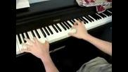 Изпълнение на пиано 3 Doors Down - Here without you