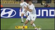 14.06 Испания - Зеландия 5:0 Давид Виля гол ! купа на Конфедерациите
