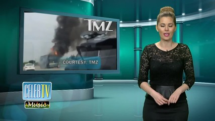 Lady Antebellum's Bus Bursts into Flames