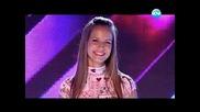 Страхотно изпълнение от Нелина на песента '' I Wanna Dance With Somebody '' - X Factor Bulgaria 2013