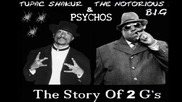 !! Психопатите !! 2pac ft Biggie Smalls - Psychos