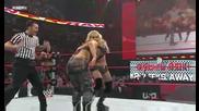 Wwe Raw 13.04. Raw Divas vs Smackdown Divas [melina Drafted to Sd]