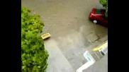 Наводнение на ул. Иван Асен