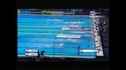 Дъжд от световни рекорди в басейна в Барселона
