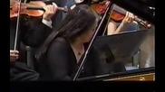 Марта Аргерич – Чайковски: Концерт за пиано и оркестър № 1 в си бемол минор, Оп. 23, 1-ва част