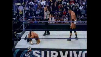 Triple H Vs. Kozlov Survivor Series (p2)