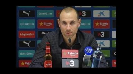 """Еспаньол"" представи Мартин Петров"