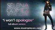 Selena Gomez & the Scene - I Wont Apologize