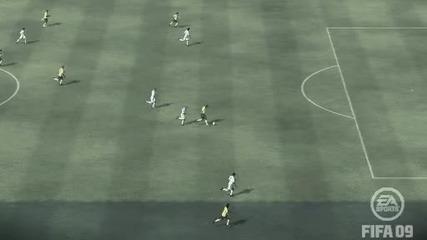 Fifa 09 - Barca vs.madrid