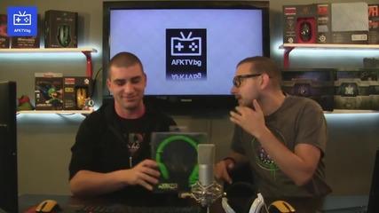 Янко подарява Razer Kraken - Afk Tv Еп. 37 част 4