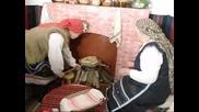 Подготовка за Лазаровден в село Попица