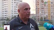 Тодоров: Има положителна промяна, решението на Георгиев ни изненада