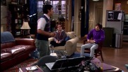 Теория за големия взрив / The Big Bang Theory Сезон 1 Епизод 8 Бг Аудио