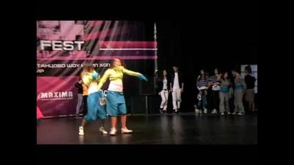 Forsite Crew @ Sofia Dance Fest 2012