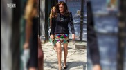 Caitlyn Jenner Rocks Two Dresses in NYC