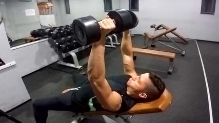 Фитнес 33 - Аестетик фитнес мотивация