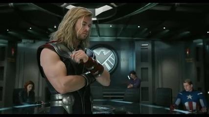 The Avengers *2012* Trailer
