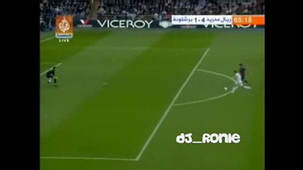 Real Madrid - Barcelona 4 - 2