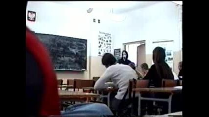 Смъртта Влиза На Лекция