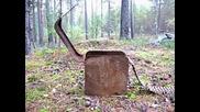 намерени останки от 2-та световна война в Русия
