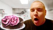 Торта с Октопод