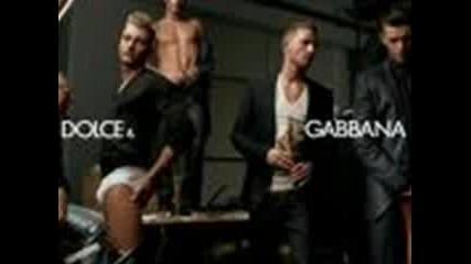 Dolce Gabbana Armani Versace