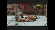 Wwe Raw - Cm Punk vs Chris Jericho ( Steel Cage Match ) For World Heavyweight Title