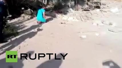 Китай: Поне седем са ранени при бомбен взерив в Лиуджоу