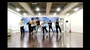 [бг превод] Tvxq/ Dbsk- Maximum ( Dance Practice)