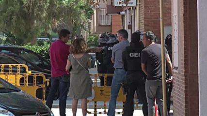 Spain: Police search home of 'terror attack' suspect