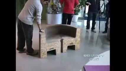 стол, фотьойл, или диван ?? ( 3в1, неочаквано добра комбинация ;d )