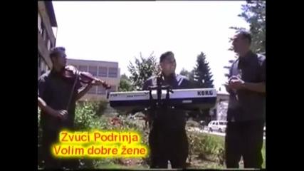 Zvuci Podrinja - Volim dobre zene - (Official video 2007)