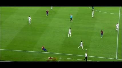 Барселона 3-2 Реал Мадрид , 18.08.2011 Суперкупа на Испания