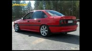 Opel Vectra A Tuning