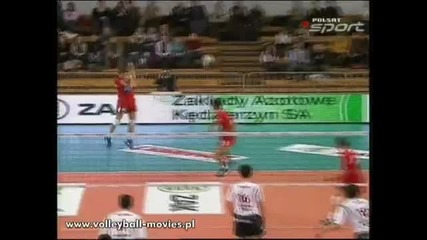 133 Volleyball Digs in 3 minutes